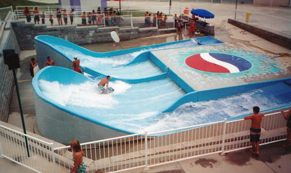Flow Rider And Wave House Parks
